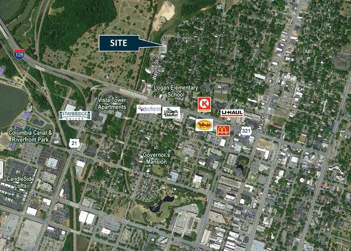 2320 Wayne Street, Columbia, South Carolina, ,Office / Warehouse,For Lease,2320 Wayne Street,1018