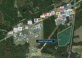 125 Regional Pkwy, Orangeburg, South Carolina, ,Land,For Sale,125 Regional Pkwy,1022