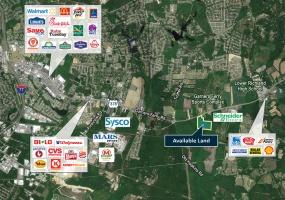 Garners Ferry Road, Columbia, South Carolina, ,Land,For Sale,Garners Ferry Road,1027